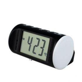 Говорящие часы с видеокамерой, датчиком движения и пультом ДУ.